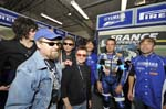Photo Team GMT94 - 2008 Bol d'Or - Luc Jennepin AMDM