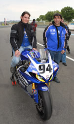 Photo Team GMT94 - 2010 Christophe Guyot