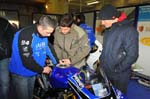 Photo Team GMT94 - 2010 Test 24h du Mans - Box